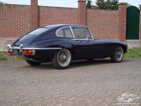 Jaguar E Type >> Te koop: Jaguar E-Type NIEUW, bij Green Classic Balkbrug - Klassiekerspecialist